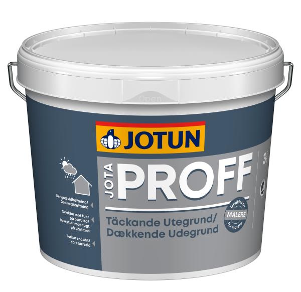 Jotun Jotaproff Täckande Utegrund