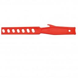 Rührstab, rot 25cm