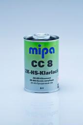 Mipa 2K-HS-Klarlack CC 8, High-Solid Acryl-Klarlack