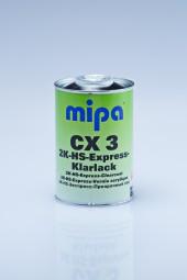Mipa 2K-HS-Express-Klarlack CX 3