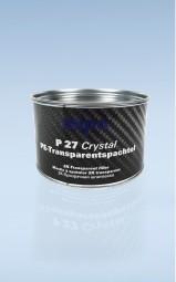 Mipa P 27 Crystal, PE-Transparentspachtel
