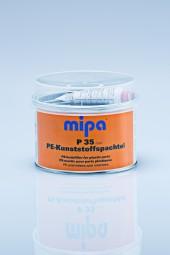 Mipa P 35 Elastic, PE-Spezialspachtel