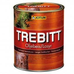 Lasur, Trebitt