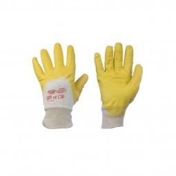 Handschuh Yellowstar, Kat.2, mit Strickbund